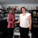 Novost konsul Gana