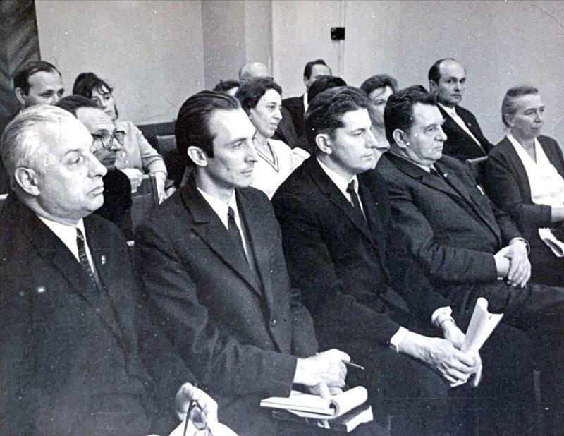 Заседание совета КНУТП